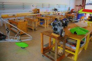 Aerolite factory