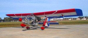 Aerolite on ramp red white blue wide crop
