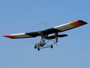 Sport 1 flying
